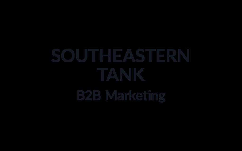 Southeastern Tank B2B Marketing Burgundy Group Work Example