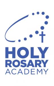 Holy Rosary Logo for Burgundy Group Parthenon Awards