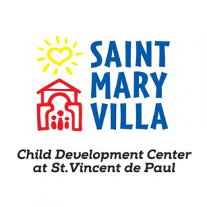 St Mary Villa Logo for Burgundy Group Parthenon Awards